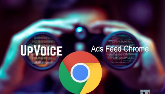 Odmah obrišite UpVoice i Ads Feed Chrome jer kradu podatke!