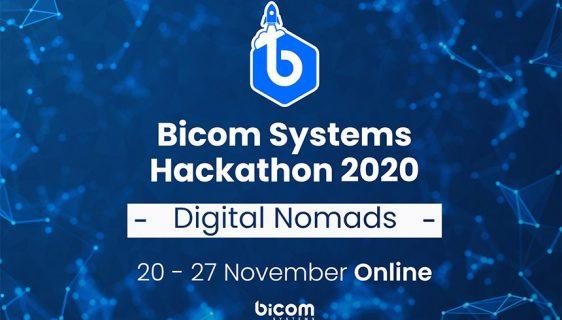 Bicom Systems Hackathon 2020 - Digitalno nomadstvo