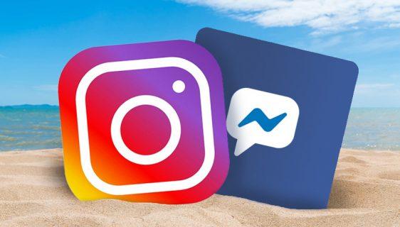 Facebook najavio promjenu - Instagram dobija Messenger