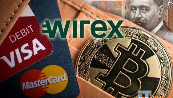 Hrvatska kuna na Virex kartici za plaćanje kriptovalutama