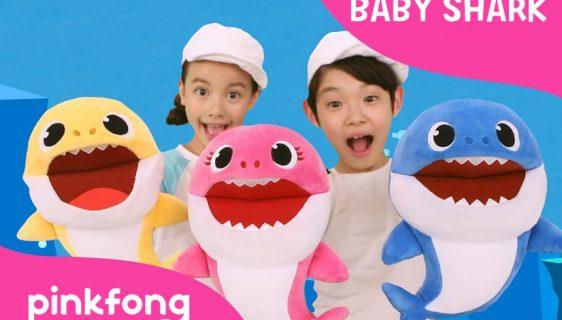 Baby shark postao YouTube-ov najgledaniji video svih vremena