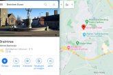 Brejntri Eseks - Google Maps