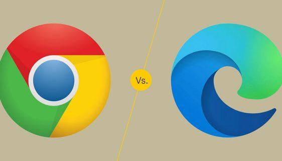 Edge ili Chrome