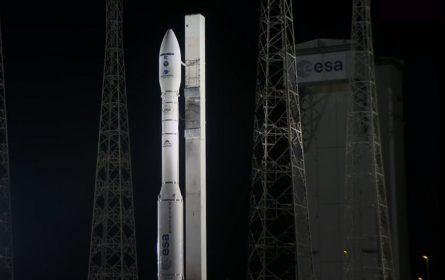 """Evropska raketa """"Vega"""" nije uspjela u svojoj misiji"""
