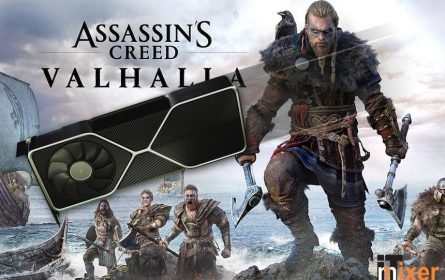 GeForce RTX 3090 izgleda preveliki zalogaj za Assassin's Creed: Valhalla
