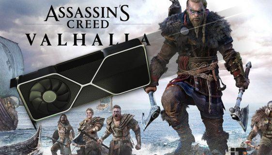 GeForce RTX 3090 izgleda preveliki zalogaj za Assassin's Creed: Valhalla