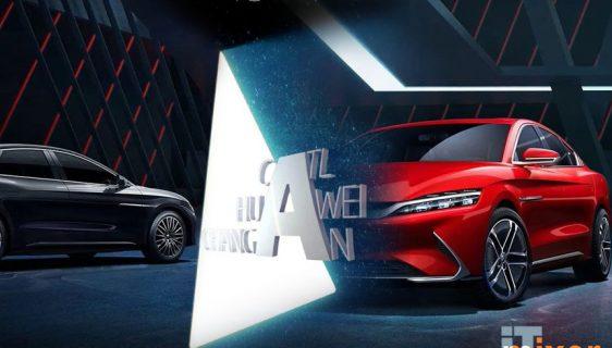 Huawei, Changan Automobile i CATL zajednički će da prave pametne električne automobile
