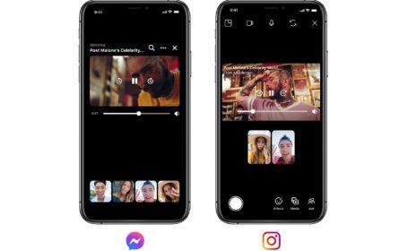 Messenger i Instagram dobijaju nove iste funkcije