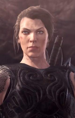 Mila Jovović stiže u Monster Hunter World video-igru