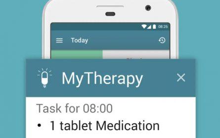 MyTherapy besplatna aplikacija