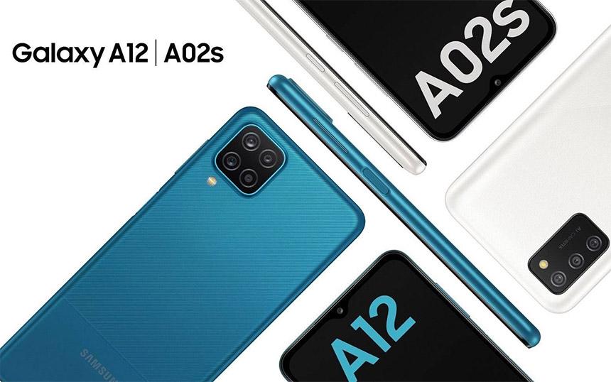 Samsung Galaxy A12 i A02s