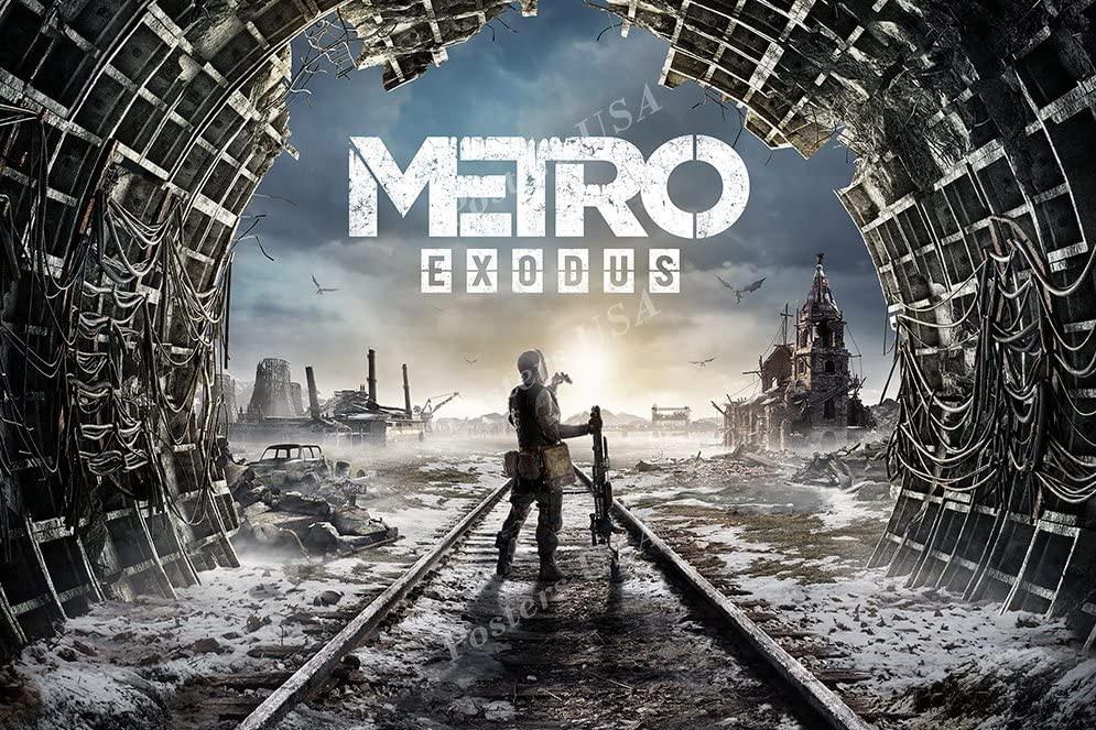 Studio 4A Games najavio multiplayer mod za Metro univerzum