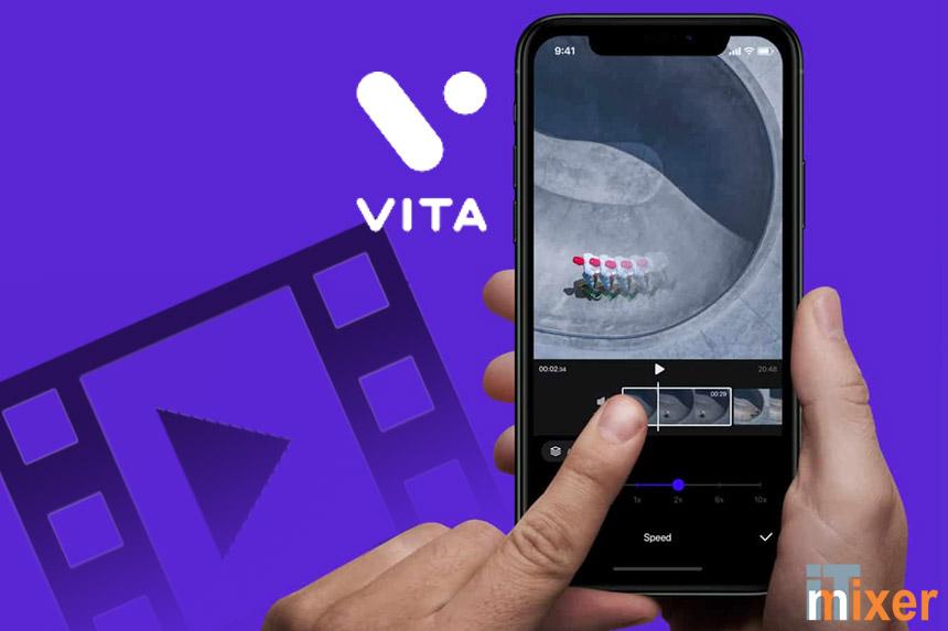 VITA - odlična besplatna mobilna aplikacija za uređivanje videa