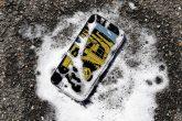 Prvi antibakterijski smartfon Cats42 - mjeri temperaturu, pere se sapunom i vodom