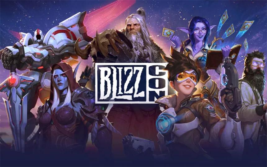 BlizzCon - BlizzConline