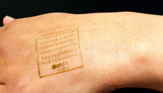 Elektronska koža koja se ponaša poput prirodne kože