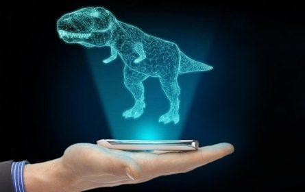 hologramski ekrani