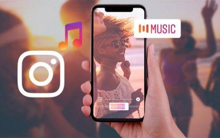 Kako dodati muziku na Instagram Story