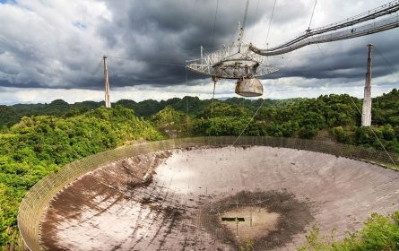 """Vanzemaljci na čekanju - pokvario se radio-teleskop """"Aresibo"""""""