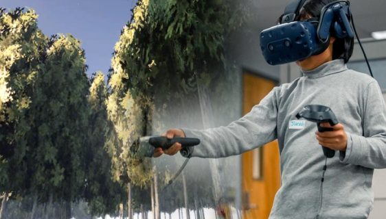 Virtuelna šuma koja pokazuje odnos čovjeka prema prirodi