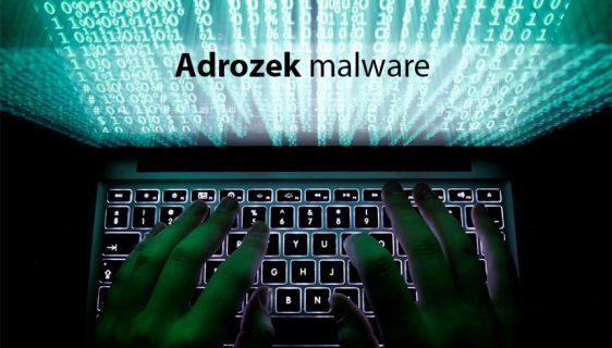 Pogledajte kako da prepoznate Adrozek malware virus