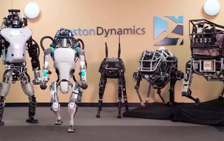 Roboti kompanije Boston Dynamics