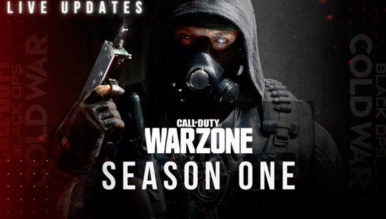 Nevidljivi igrači došli sa ažuriranjem Call of Duty: Warzone - Season One