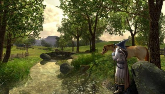 Lord of the Rings MMO