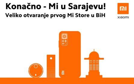 Xiaomi stiže u BiH - Prva Mi trgovina u Sarajevu