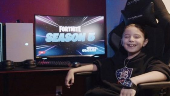 Osmogodišnji Joseph Deen postao najmlađi profesionalni e-sportista