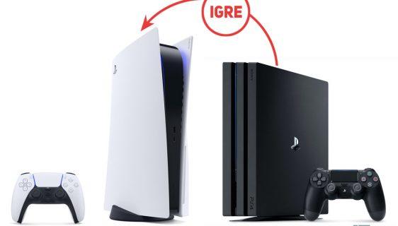 Pogledajte kako da igrate svoje PS4 igre na novoj PS5 konzoli