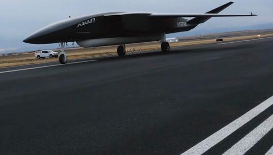 Predstavljen Ravn X, najveći dron na svijetu