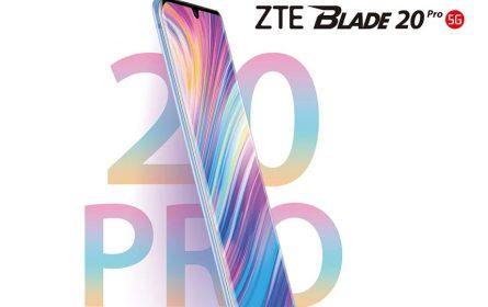 ZTE Blade 20 Pro 5G - zakrivljen ekran, tanki dizajn i četvorostruka kamera od 64MP