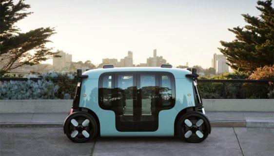 Amazon predstavio svoj prvi taksi robot
