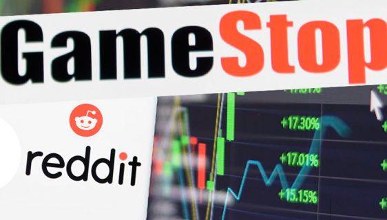 GameStop-Redit ludilo oborilo akcije društvenih mreža