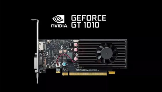 GeForce GT 1010