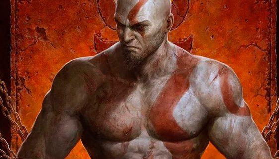 Objavljen datum izlaska God of War: Fallen God stripa