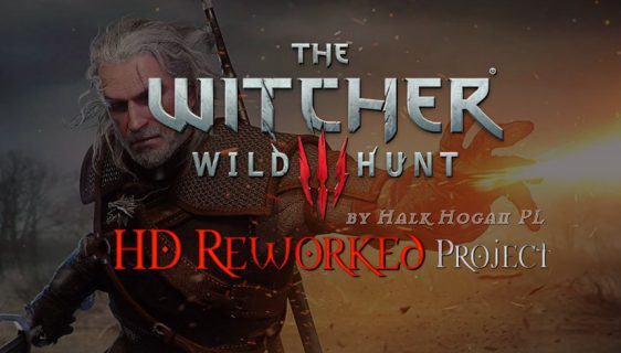 Pogledajte Halk Hogan-ov HD Reworked Project za The Witcher 3