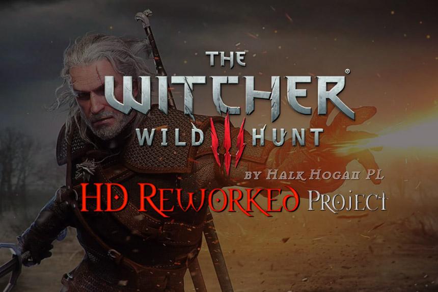 Pogledajte Halk Hogan-ov HD Reworked Project za The Witcher 3