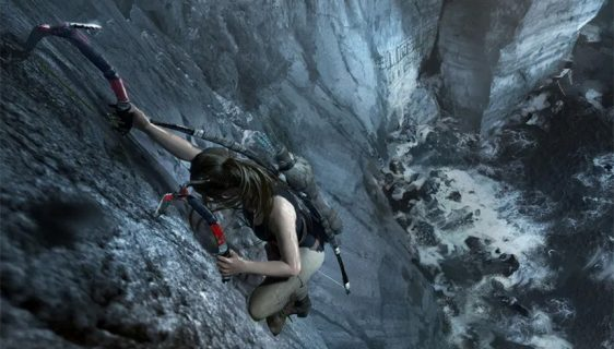 Igra Tomb Raider