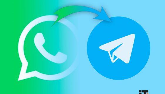 Kako da lako prebacite sve prepiske sa WhatsApp-a na Telegram