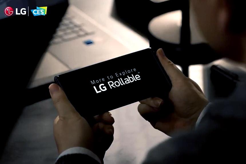 LG na sajmu CES 2021 najavio telefon koji se izvlači – LG Rollable