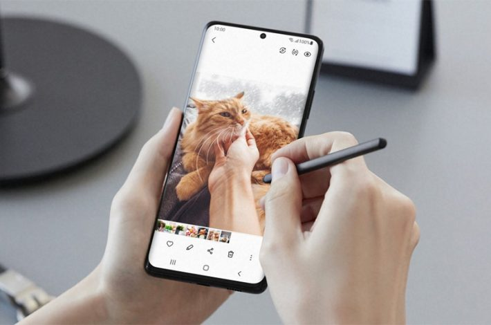 Samsung Galaxy S21 Ultra 5G - podrška za S Pen, dvostruki telefoto objektivi
