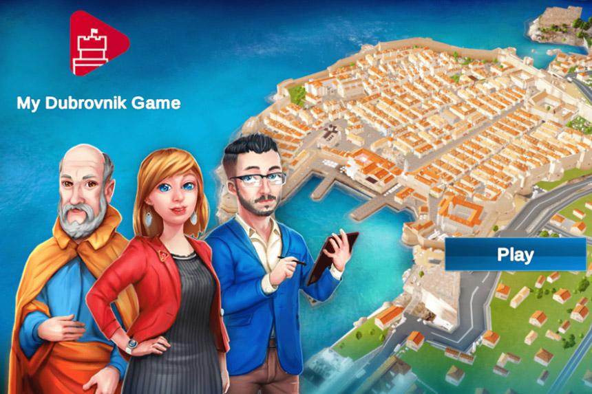 Mobilna igra My Dubrovnik najavljena za februar
