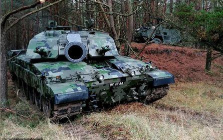 nova kamuflažna tehnologija za tenkove