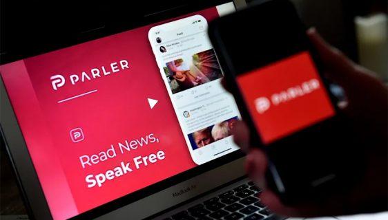 """Parler ponovo aktivan: """"Privatnost i sloboda govora su svetinja"""""""