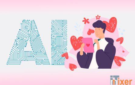 AI za vas piše čestitku za Dan zaljubljenih
