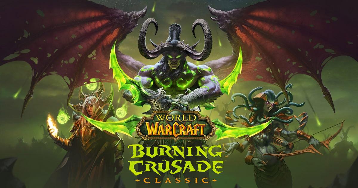World Of Warcraft: Burning Crusade Classic potvrđen za 2021
