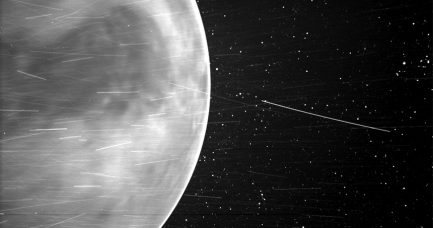 """Nevjerovatna fotografija Venere koju je zabilježila Solarna sonda """"Parker"""" (Foto: NASA)"""