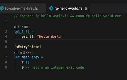 """Hello, world!"" - omiljena fraza programera"